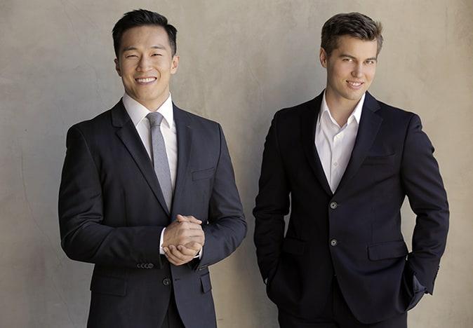 Raymond Fong & Chad Riddersen