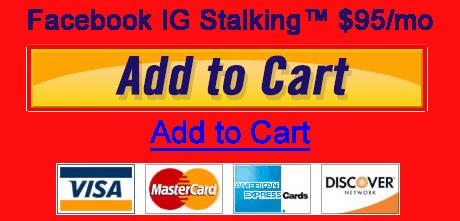 Facebook IG Stalking™ only $95